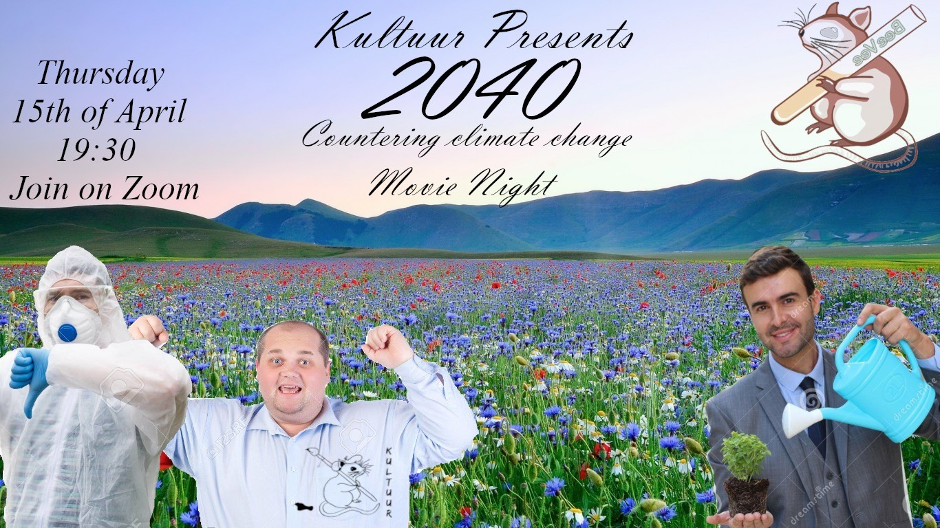 Kultuur's Movie Night: 2040