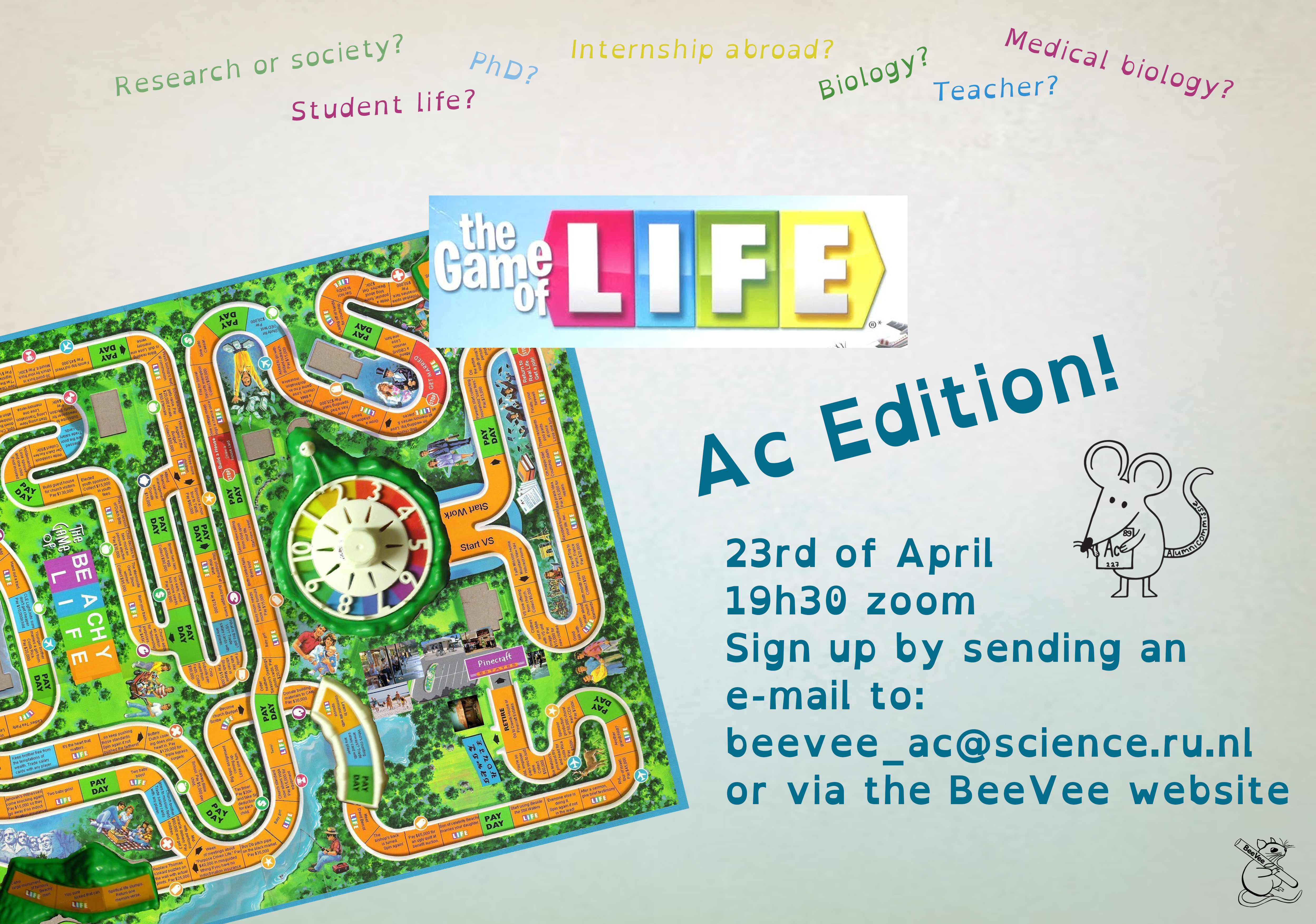 The Game of Life - Ac edition!