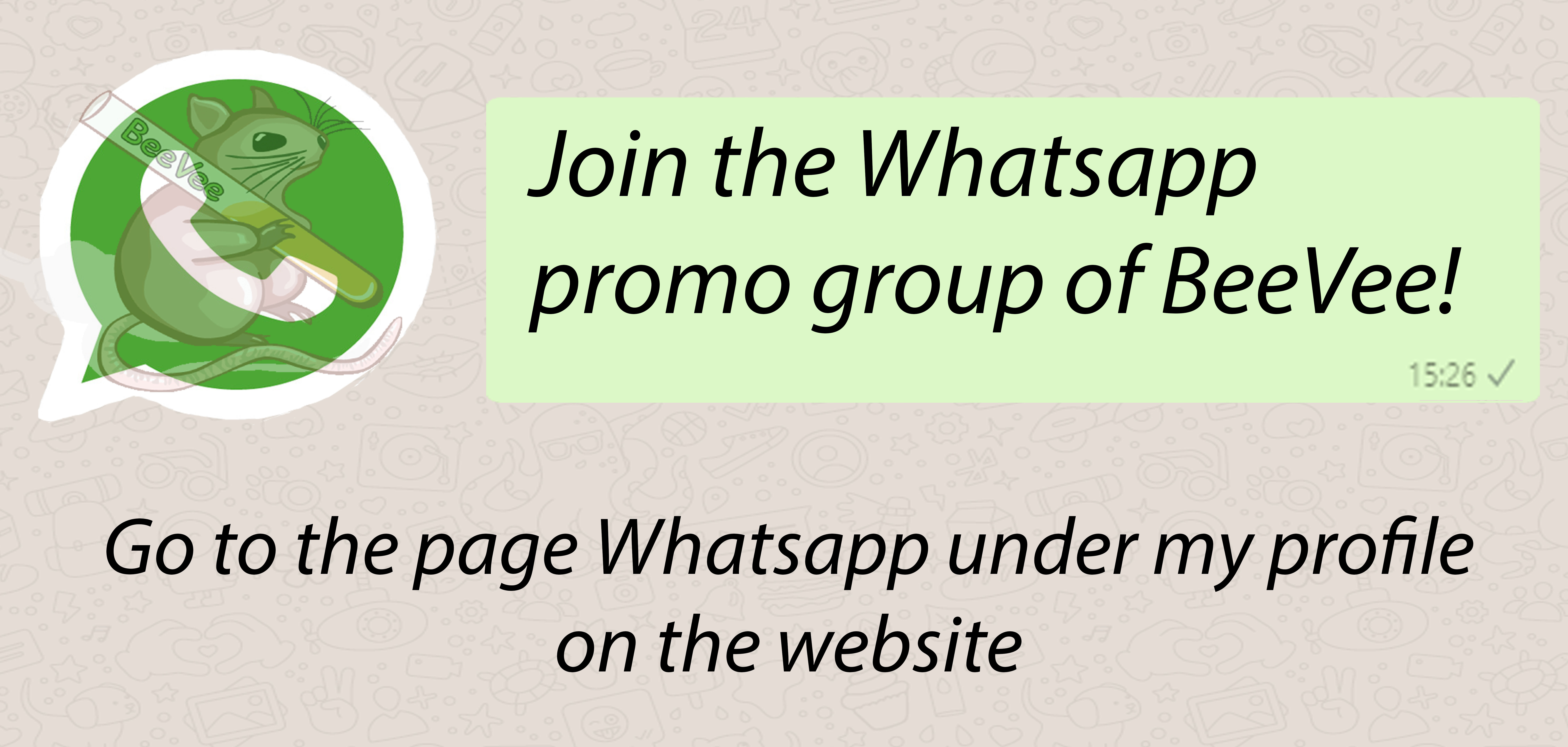 Whatsapp promo group